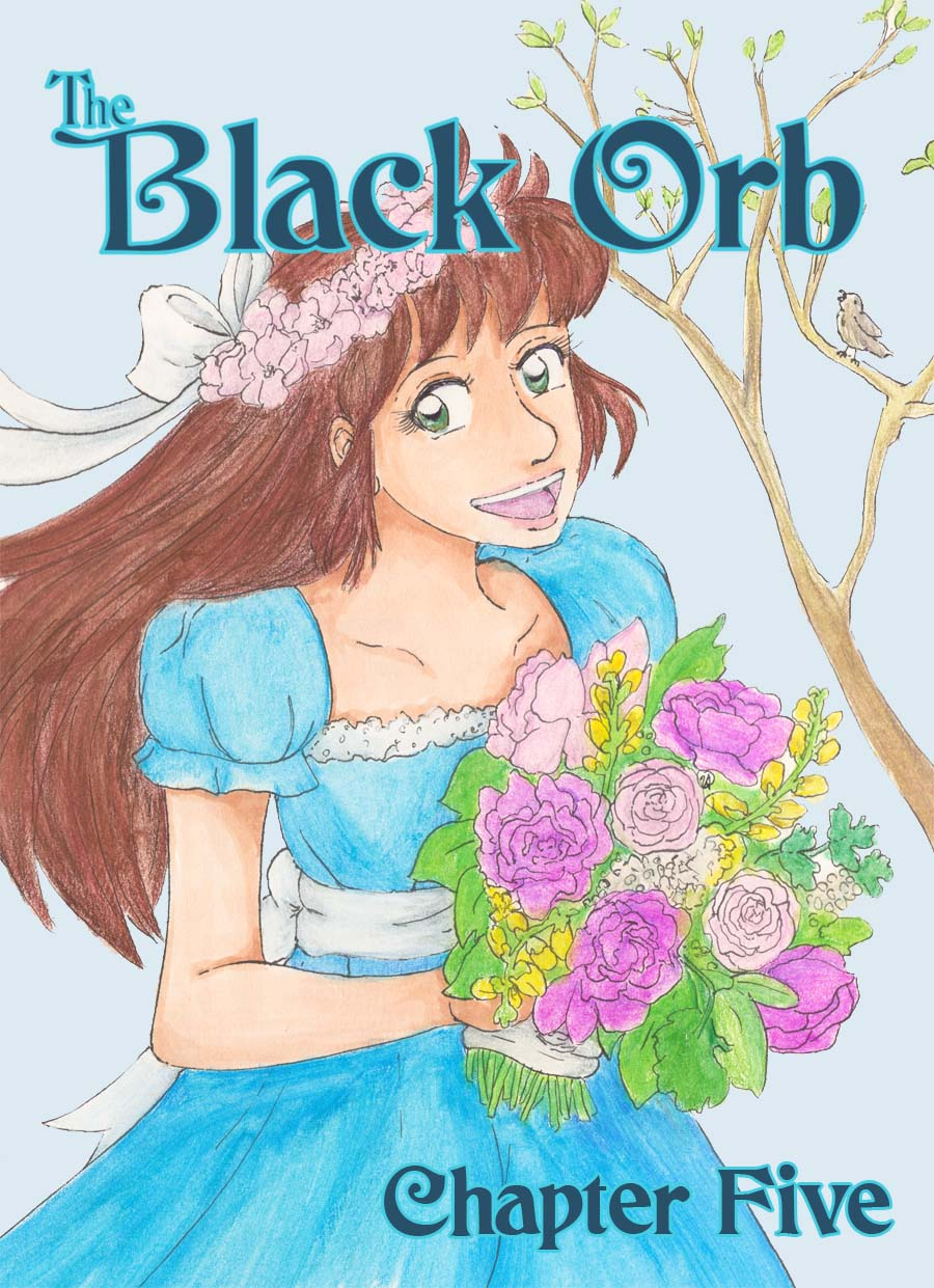 The Black Orb: Chapter 5 - Color