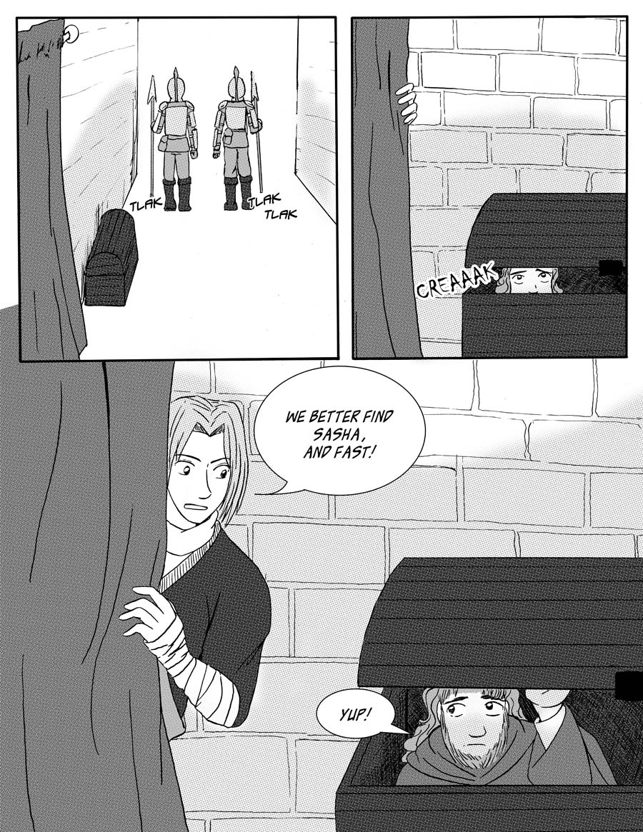 The Black Orb - Chapter 7, Page 28