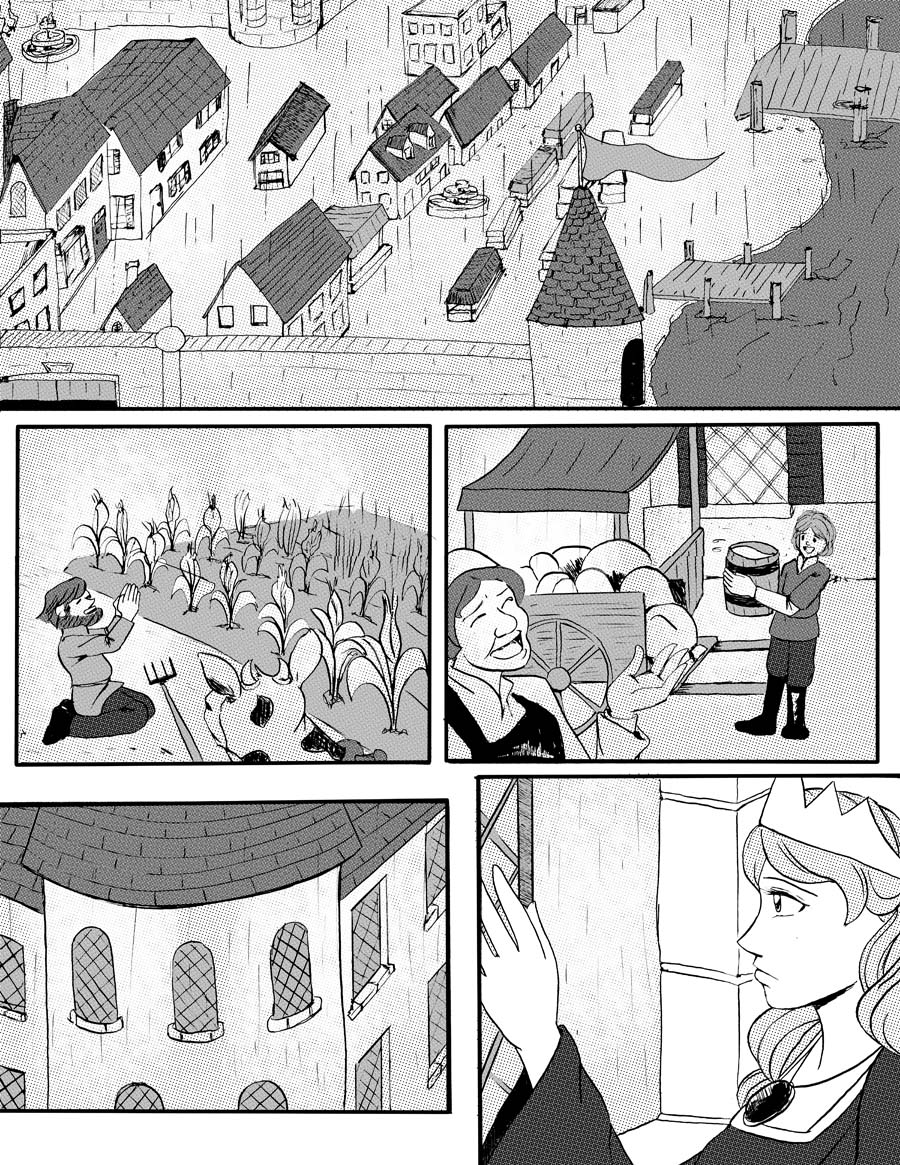 The Black Orb - Chapter 9, Page 1