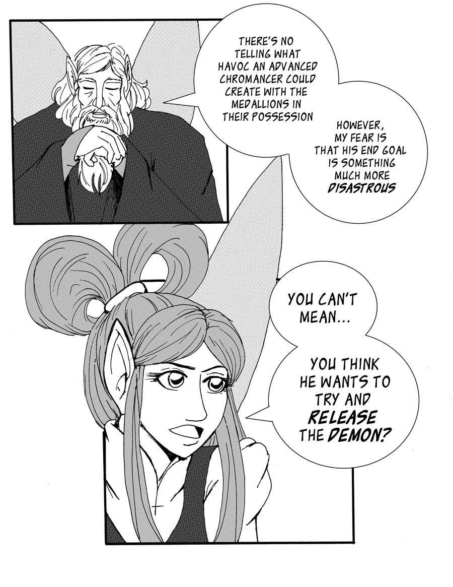 The Black Orb - Chapter 12, Page 28