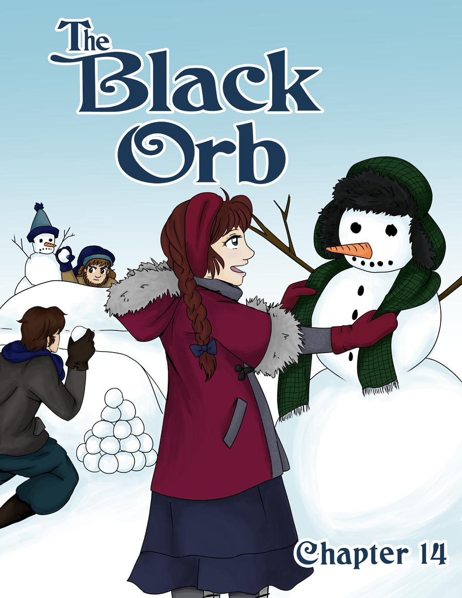 The Black Orb - Chapter 14, Color