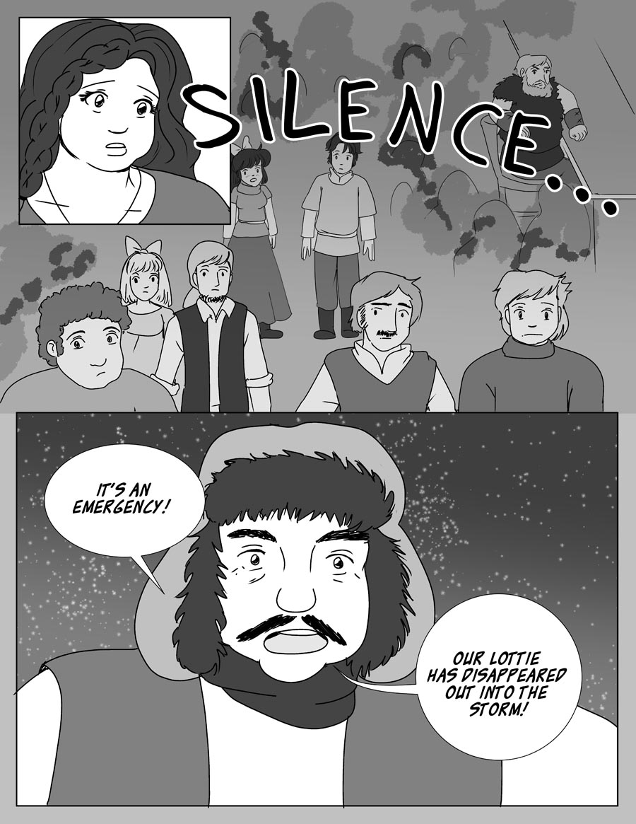 The Black Orb - Chapter 14, Page 28