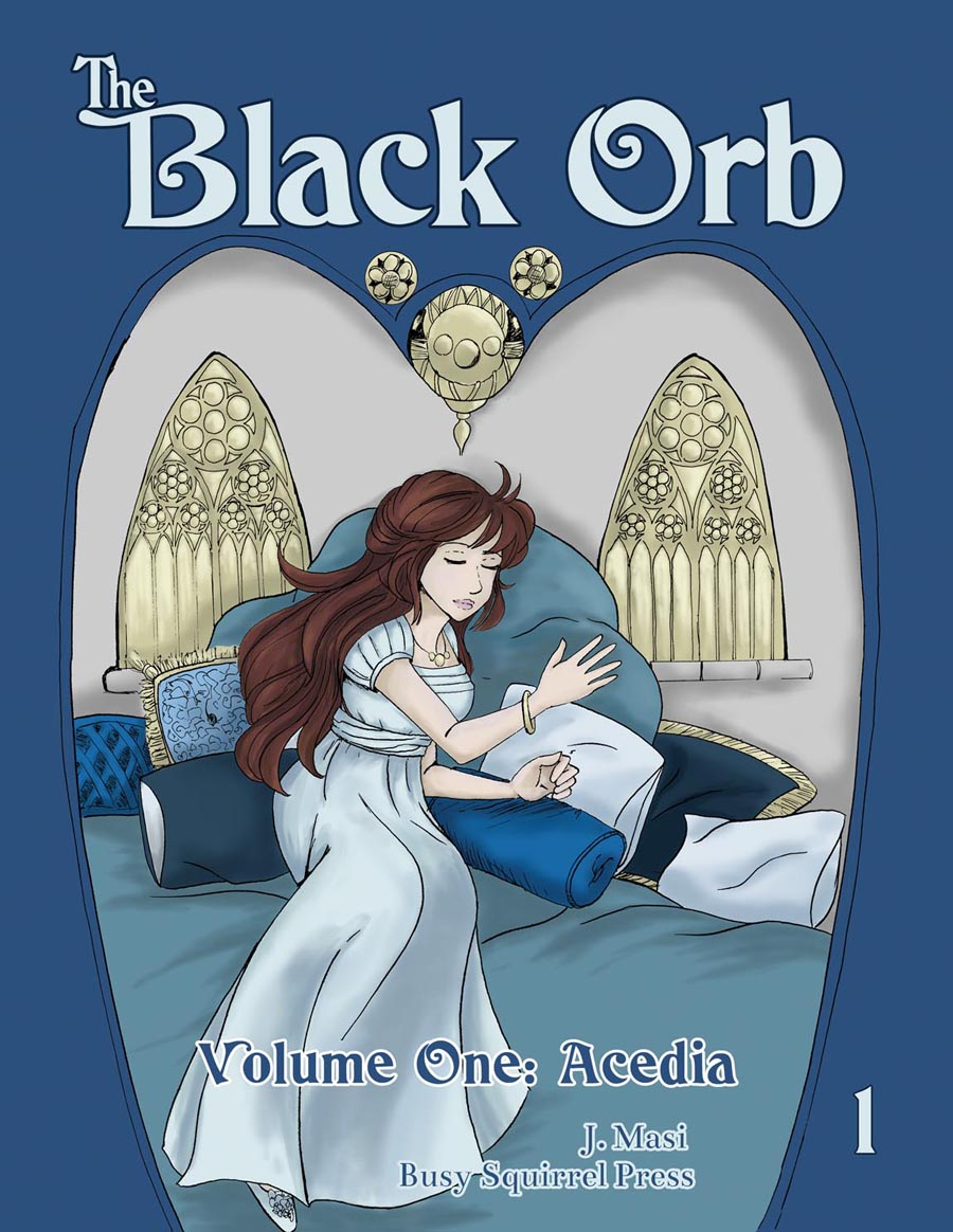 The Black Orb - Volume One