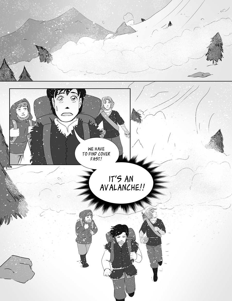 The Black Orb - Chapter 17, Page 13