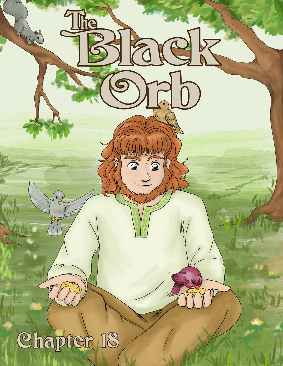 The Black Orb - Chapter 18