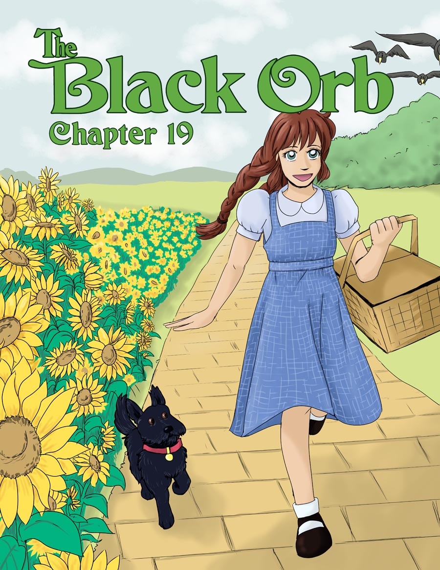 The Black Orb - Chapter 19, Color