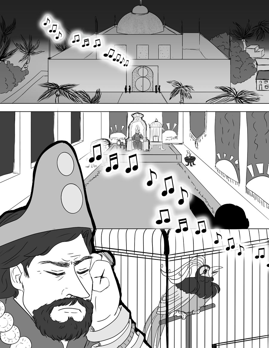 The Black Orb - Chapter 20, Page 21