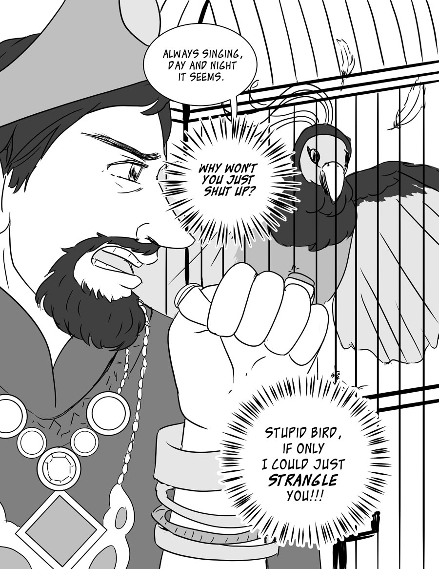 The Black Orb - Chapter 20, Page 22