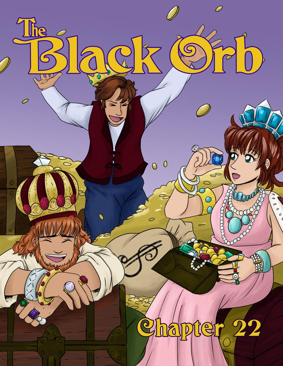The Black Orb - Chapter 22