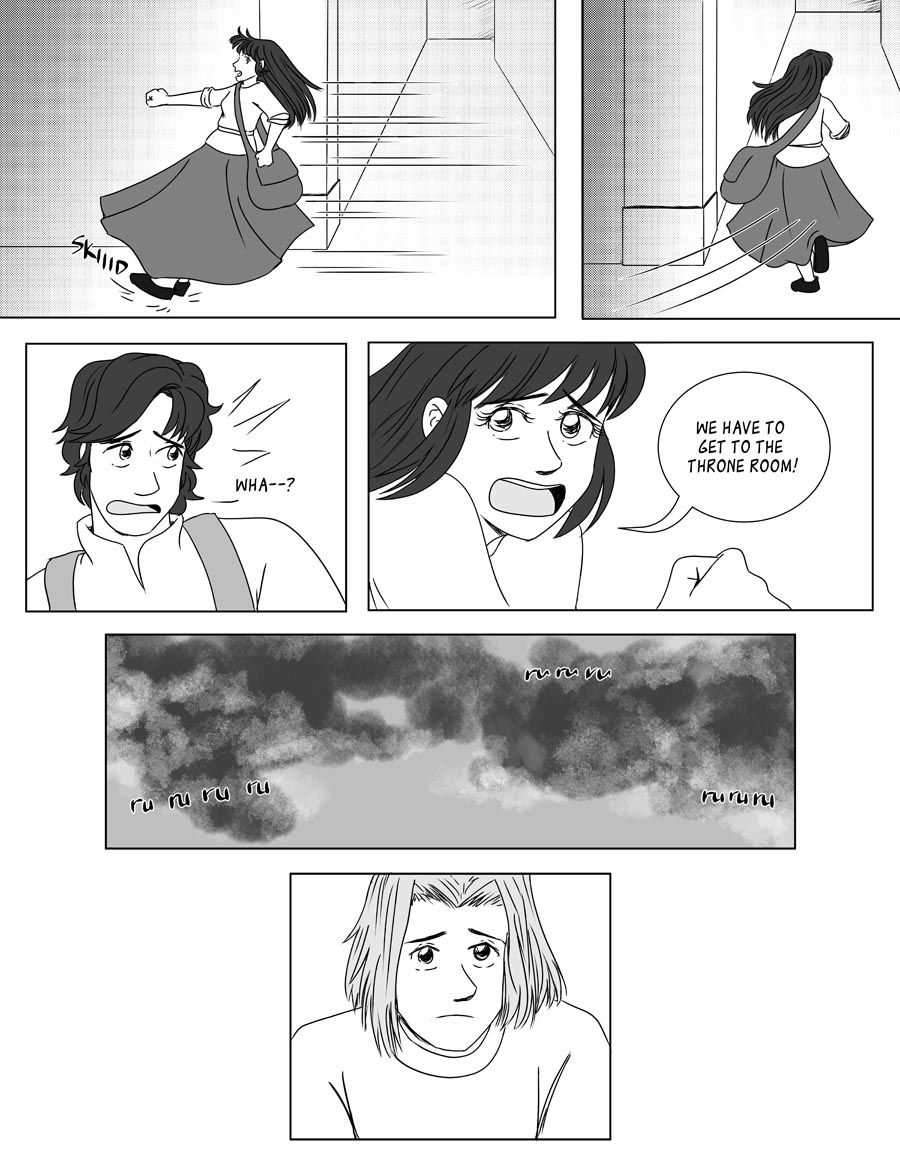 The Black Orb - Chapter 23, Page 2