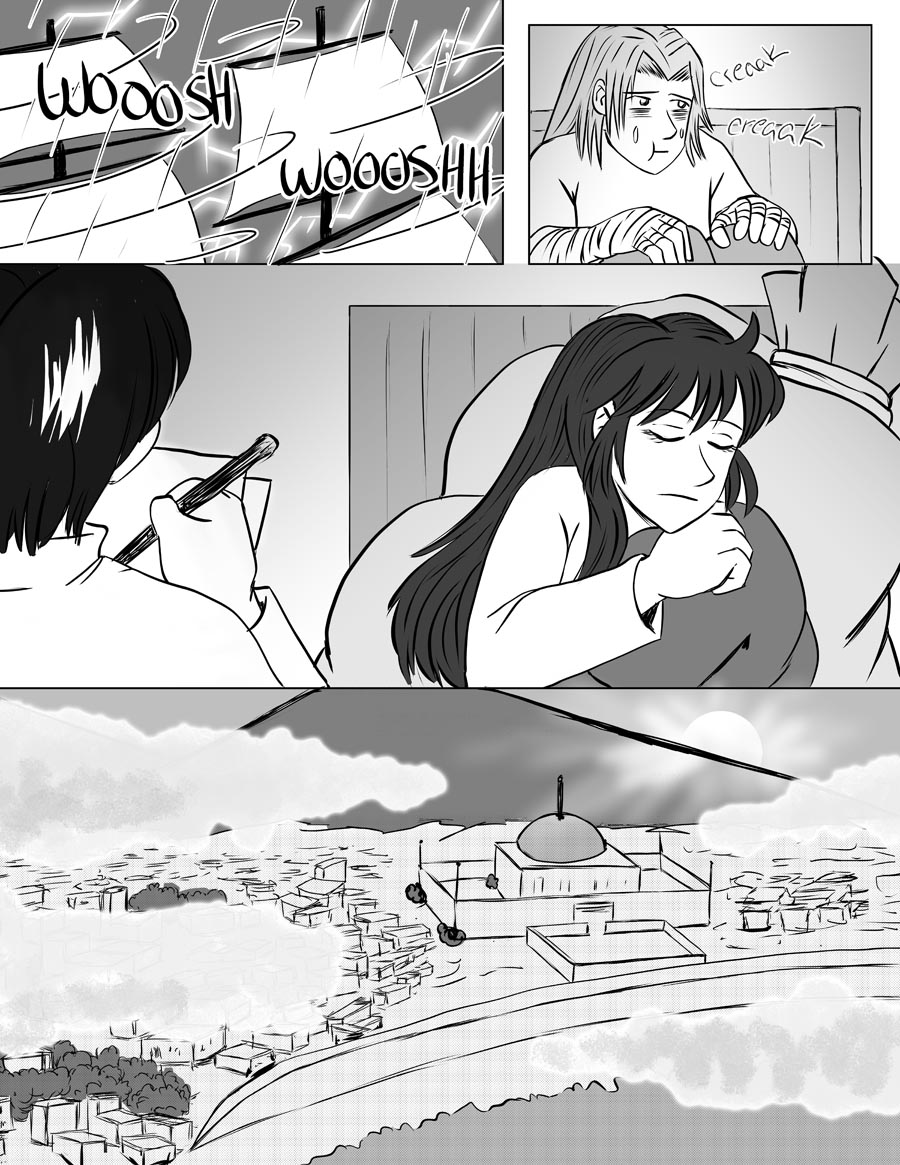The Black Orb - Chapter 23, Page 14