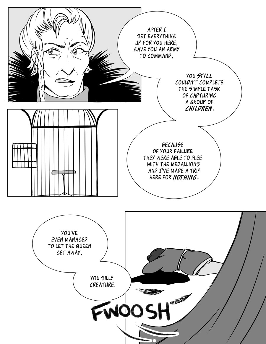 The Black Orb - Chapter 23, Page 16