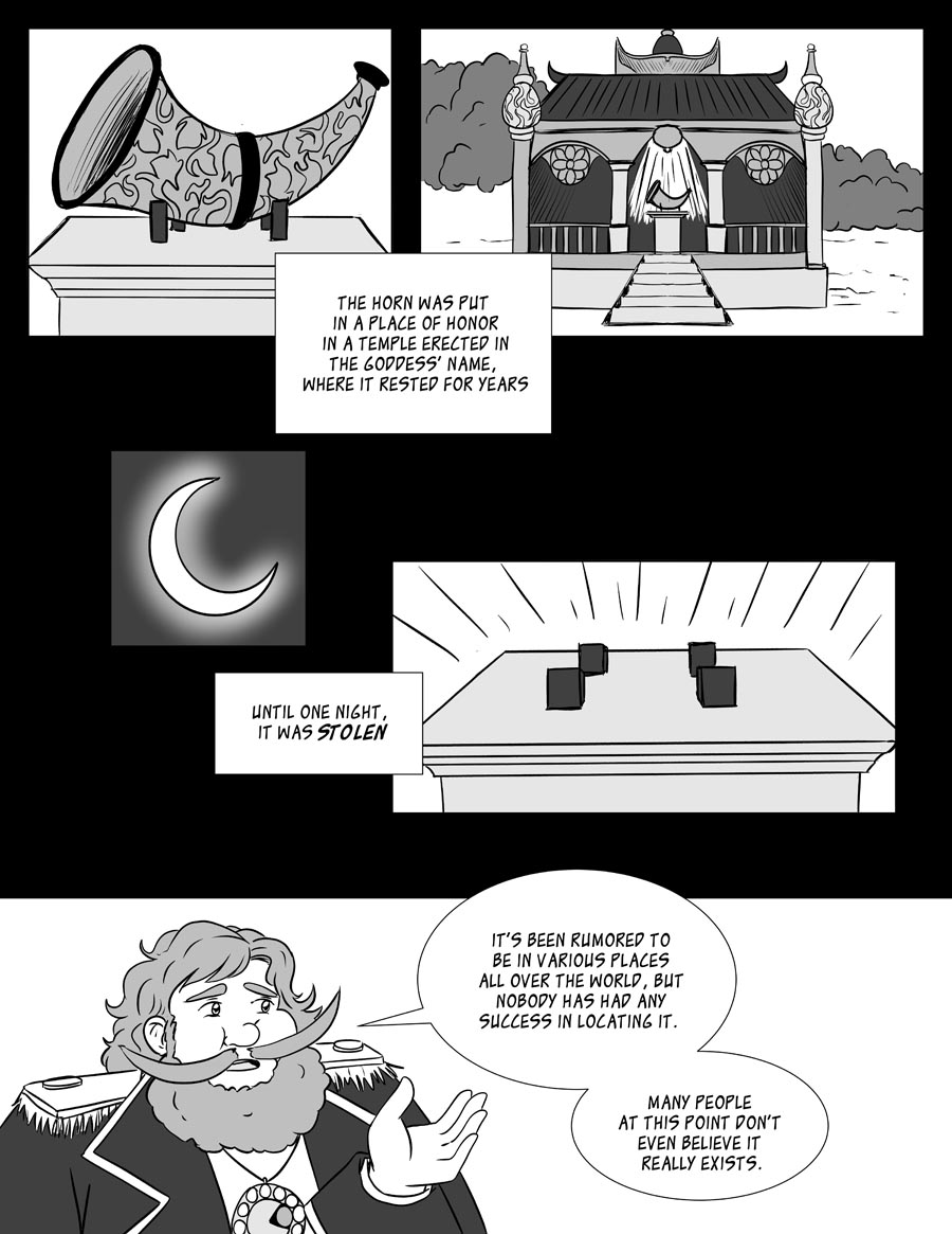The Black Orb - Chapter 25, Page 9