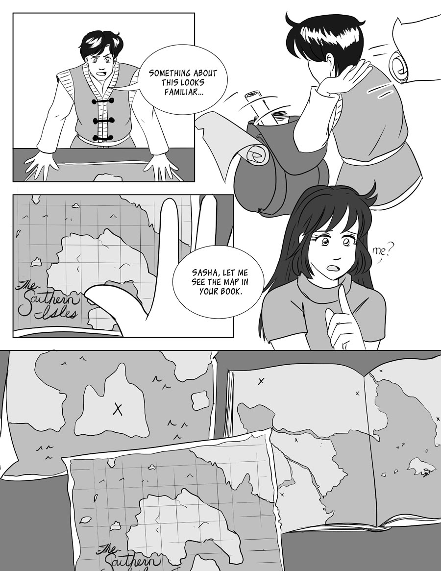 The Black Orb - Chapter 25, Page 12