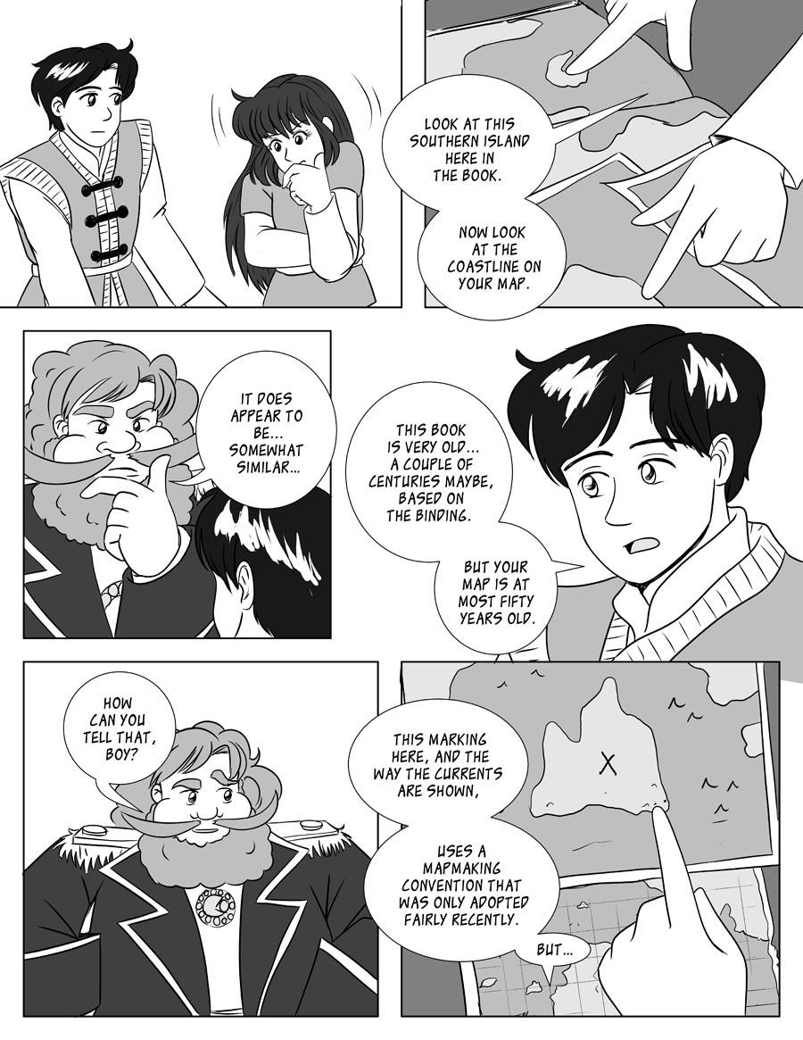 The Black Orb - Chapter 25, Page 13