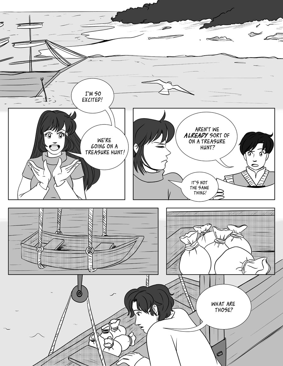 The Black Orb - Chapter 26, Page 1