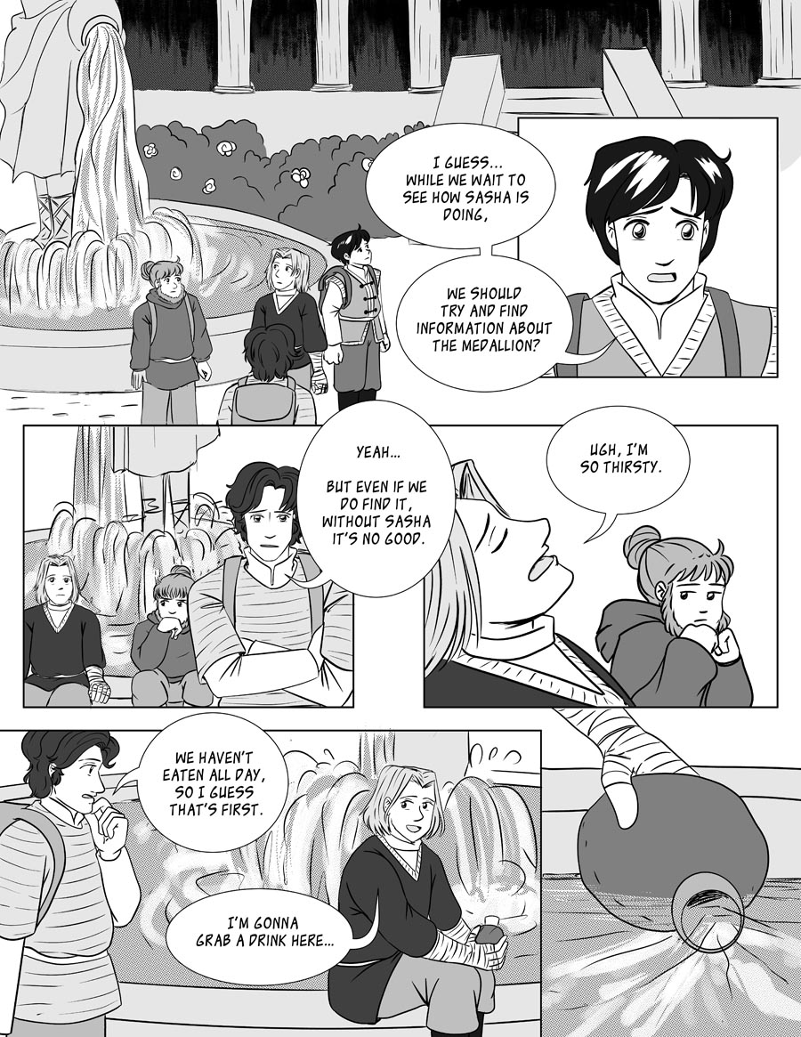 The Black Orb - Chapter 29, Page 14
