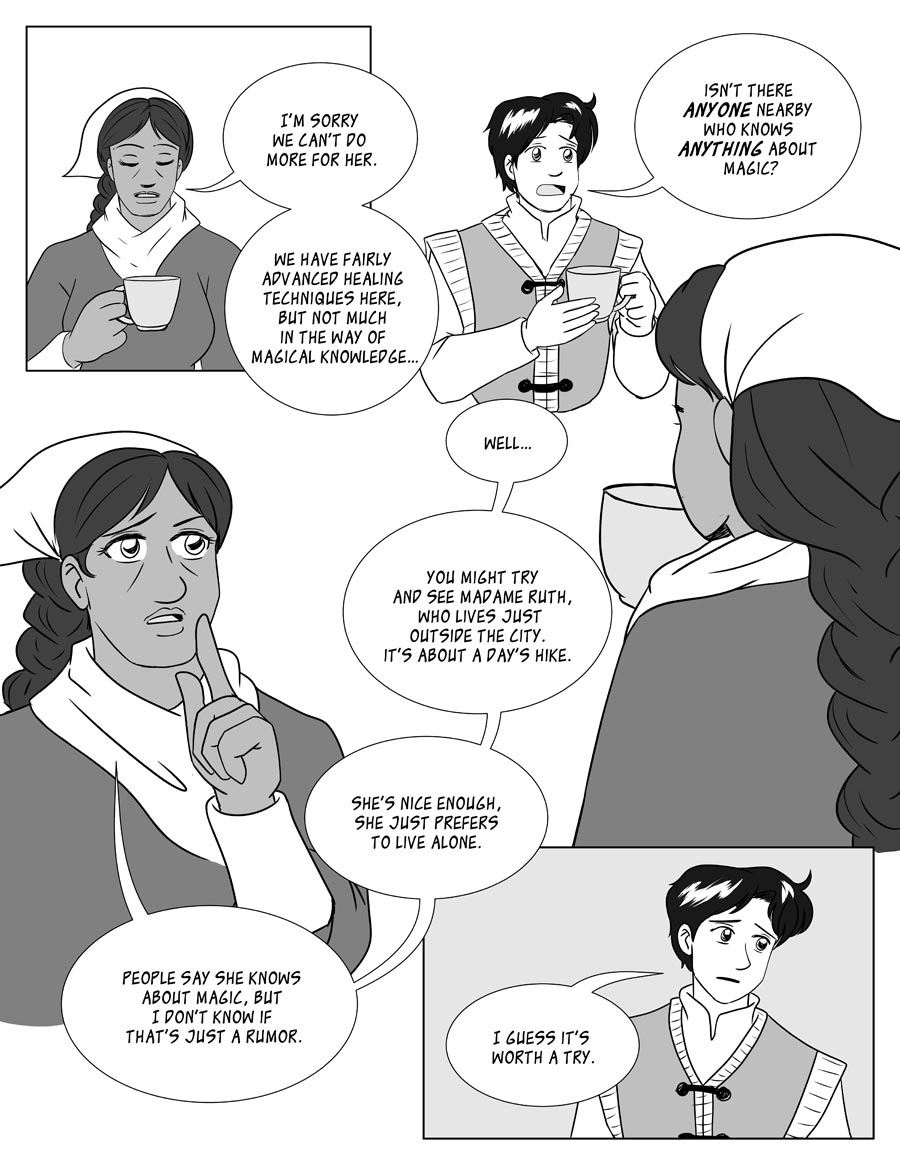 The Black Orb - Chapter 29, Page 19